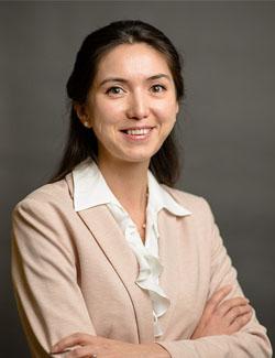 Gulnara Zaynutdinova Ph.D.