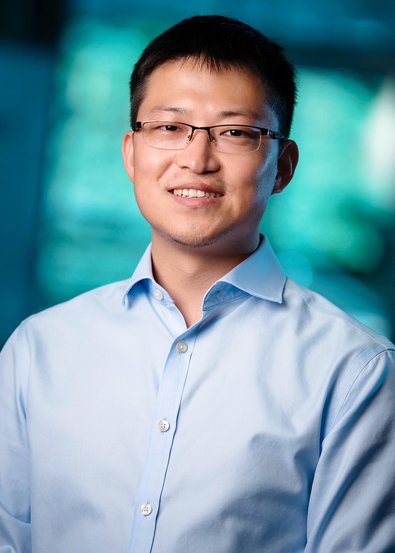 Ruiyuan Chen, Ph.D.